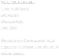 Tutu Dancewear